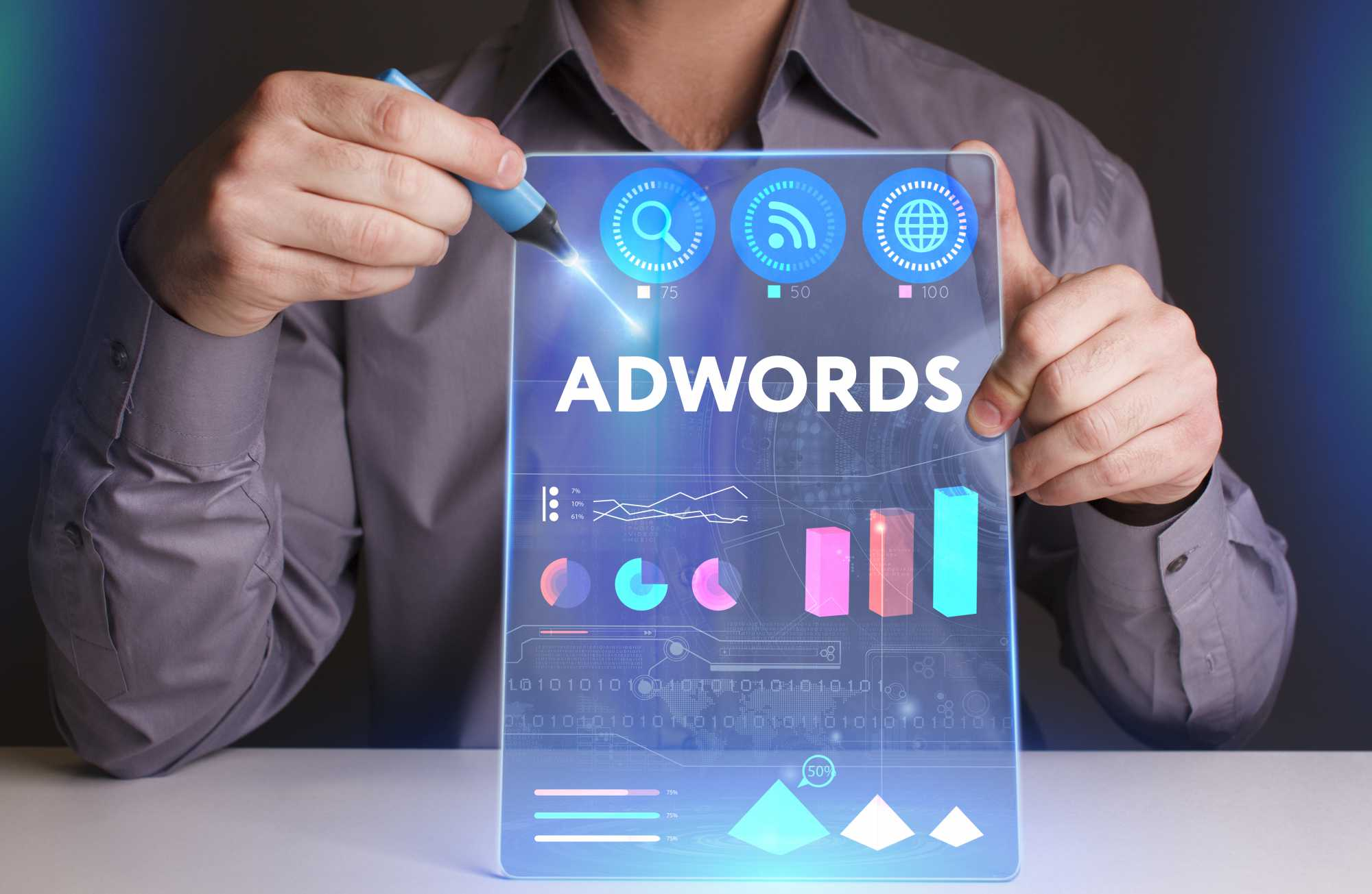 Agence Google Adwords Luxembourg - Domino Communication